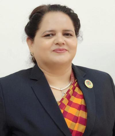Dr. Nazneen Ansari